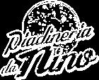 Logo Piadineria da Nino - Bianco